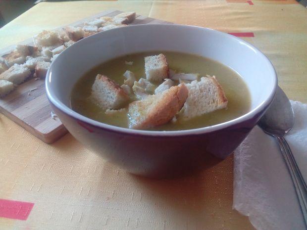 Zupa groszkowa krem