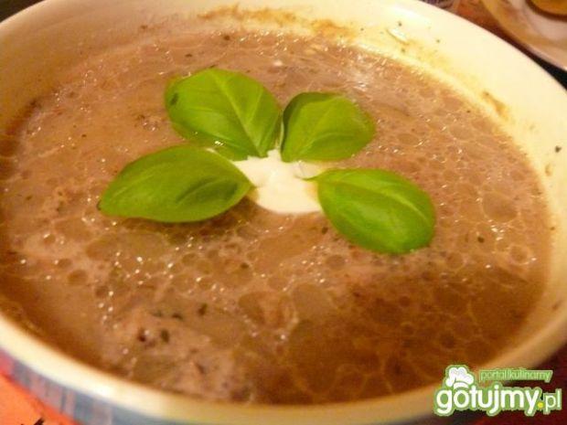 Zupa grzybowa wg cherrycola