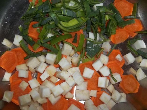 Zupa grzybowa wg Gosi