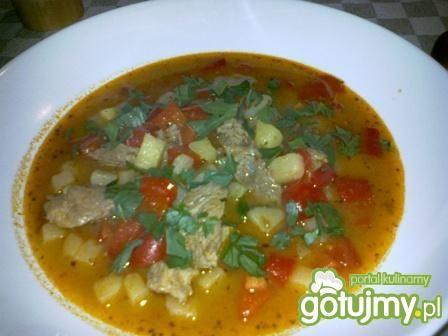Zupa gulaszowa 6