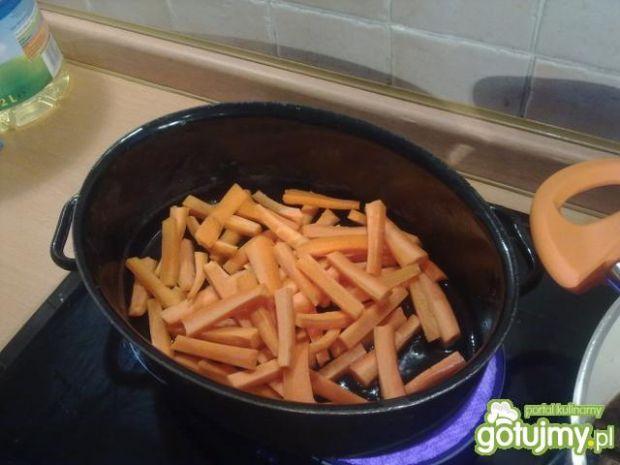 Zupa Gulaszowa na karmelu