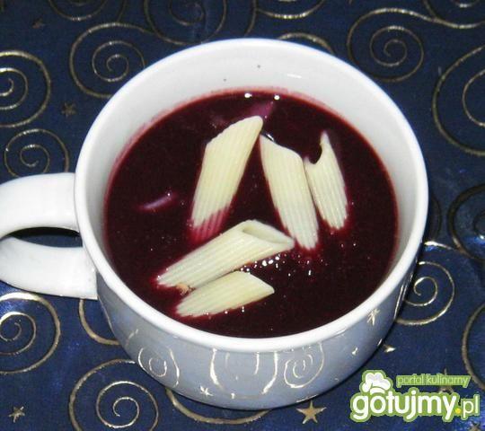 Zupa jagodowa wg katarzynka455