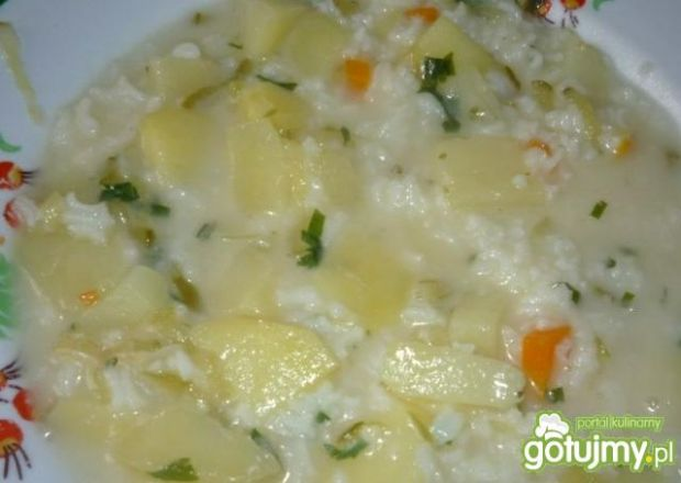 Zupa jarzynowa II