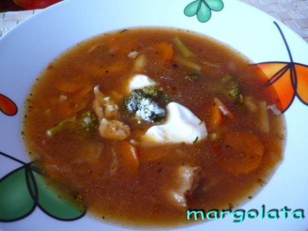 Zupa jarzynowa inaczej