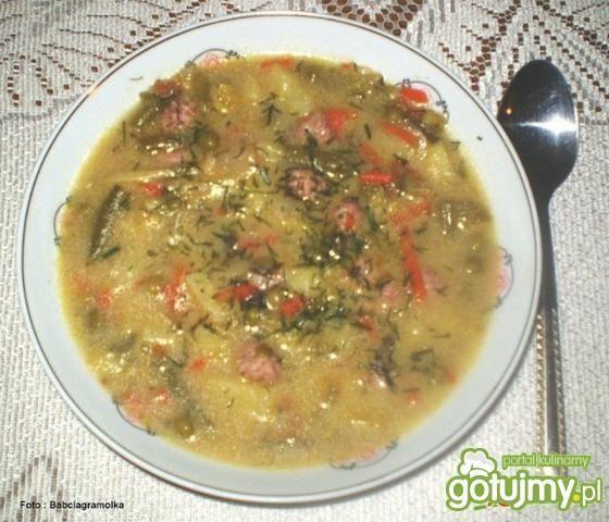 Zupa jarzynowa Niani