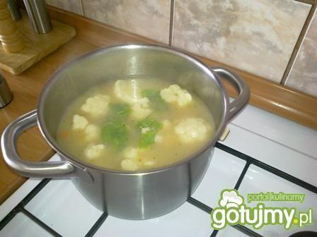 Zupa kalafiorowa 3.