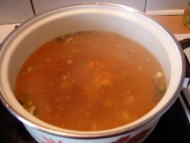 Zupa kalafiorowa ze śmietaną