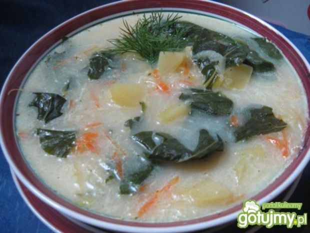 Zupa kalarepowa