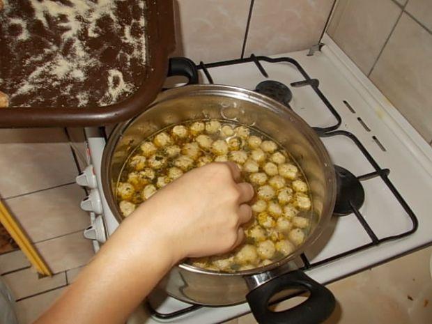 Zupa krem pieczarkowa
