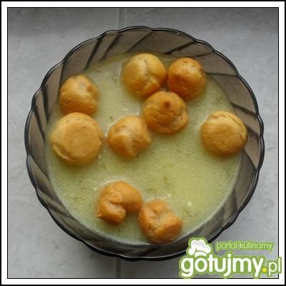 Zupa krem szparagowa