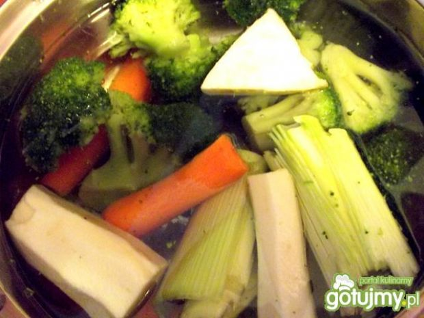 Zupa krem z Brokułem