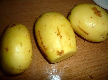 Zupa krem z brokułów i ziemniaków