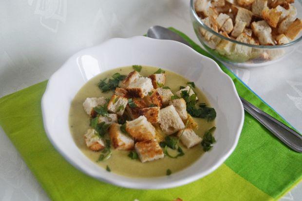 Zupa-krem z brukselki