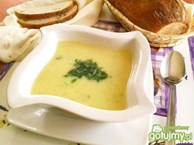 Zupa - krem z cukinii