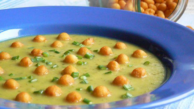 Przepis Zupa Krem Z Cukinii Przepis Gotujmy Pl