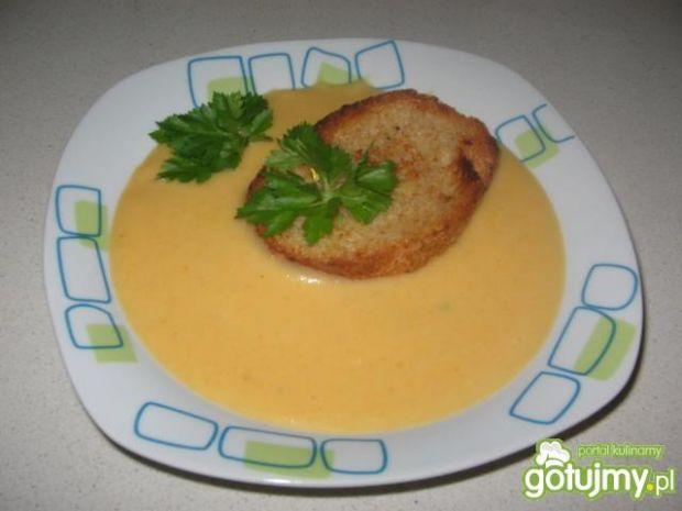 Zupa krem z cukinii wg gosiczek821