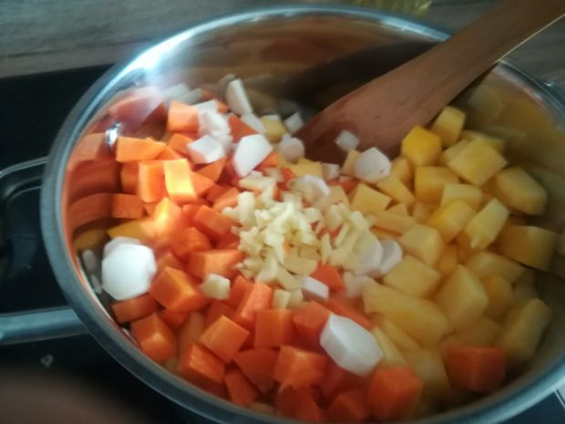 Zupa - krem z dyni