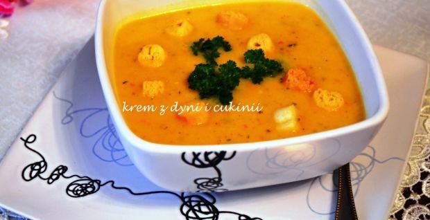 Przepis Zupa Krem Z Dyni I Cukinii Przepis Gotujmy Pl