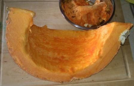 Zupa krem z dyni wg Beaty