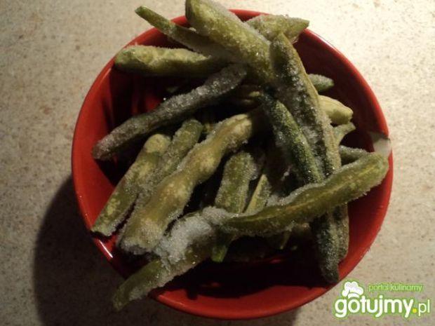 Zupa krem z fasolki szparagowej 7