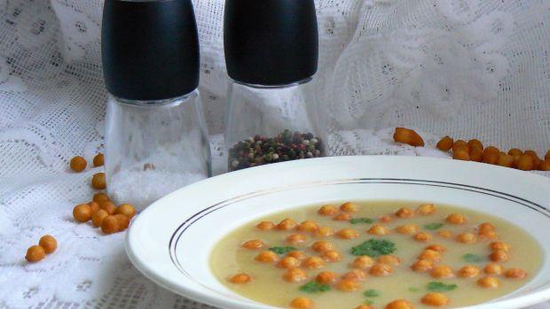 Zupa krem z kalarepy i kalafiora