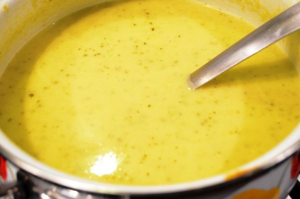 Zupa krem z ogórkiem