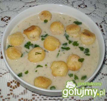 Zupa krem z ryby :