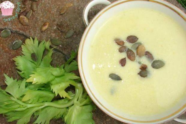 Zupa krem z selera naciowego