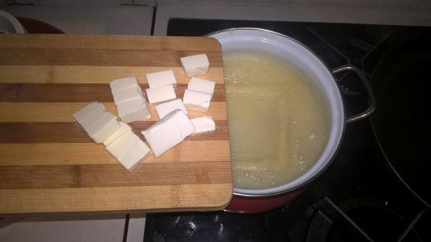 Zupa-krem z ziemniaków z chrupiącym boczkiem
