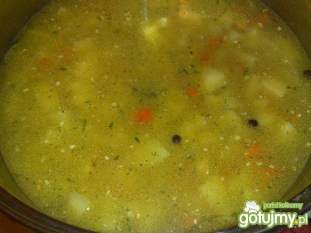 Zupa krem ziemniaczany