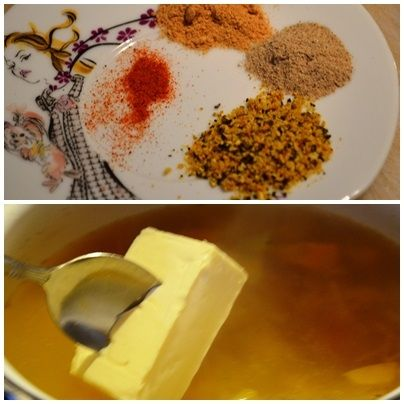 Zupa kremowa z dyni