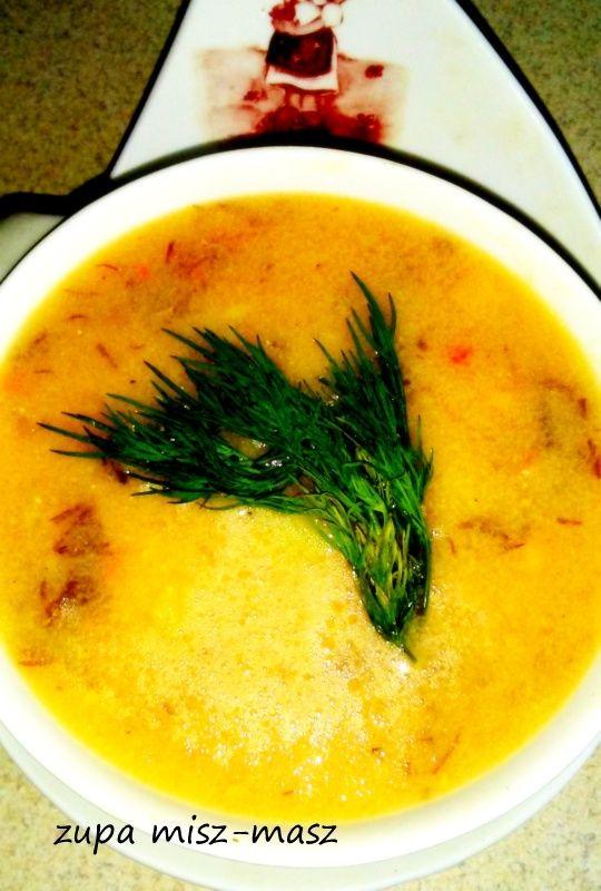 Zupa misz-masz