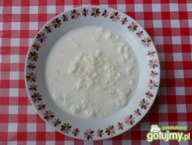 Zupa mleczna z ryżem