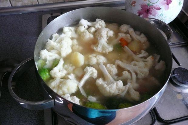 Zupa mocno warzywna
