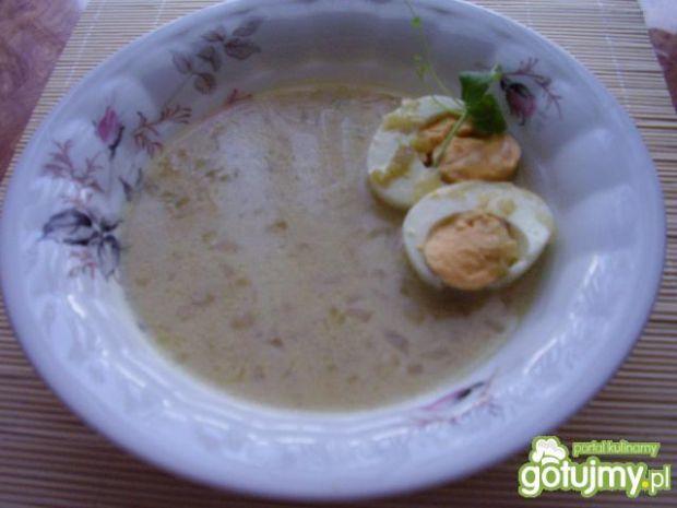 Zupa musztardowa