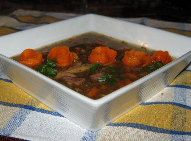 Zupa niby flaczki