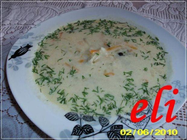Zupa ogórkowa 2 Eli