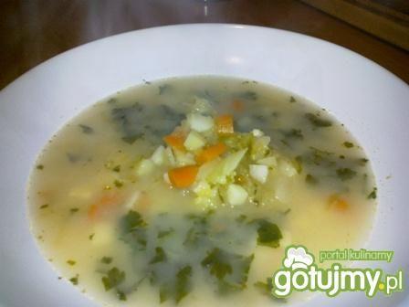 Zupa ogórkowa 4