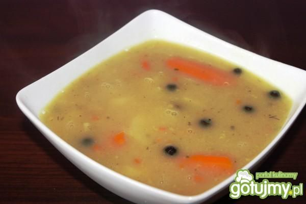 Zupa ogórkowa wg laluni