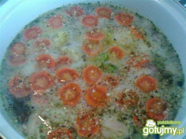 Zupa pieczarkowa 5