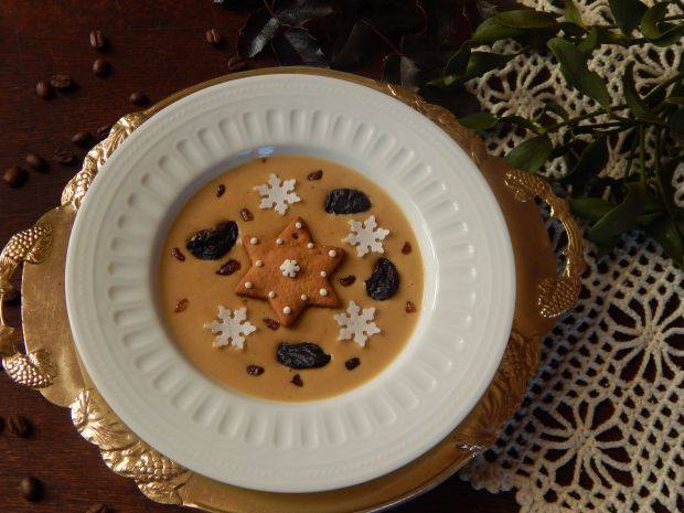 Zupa piernikowa