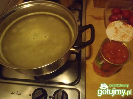 Zupa podwójnie pomidorowa