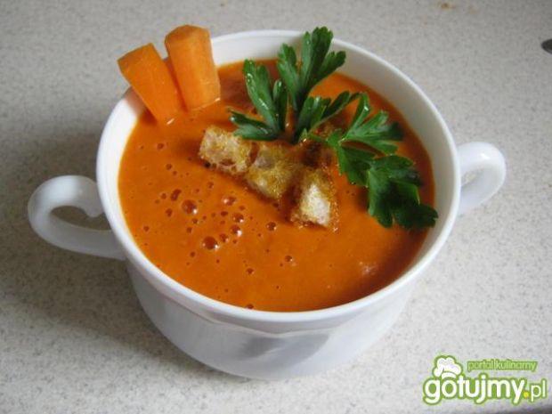 Zupa pomidorowa alla krem