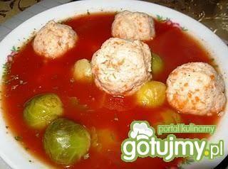 Zupa pomidorowa KONKURS