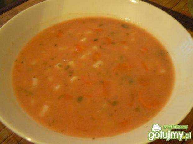 Zupa pomidorowa wg goofy9