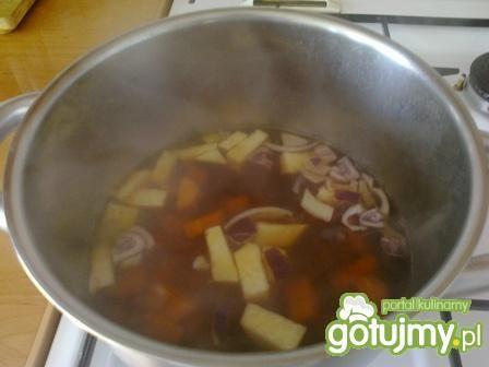 Zupa pomidorowa  wg Marii