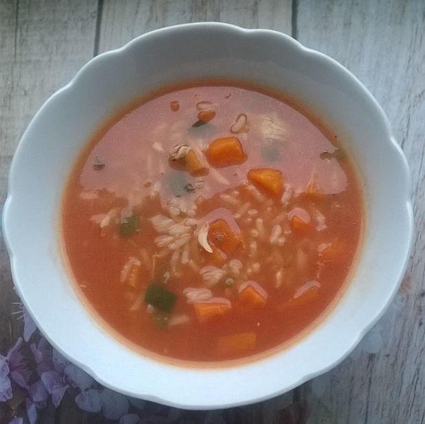 Zupa Pomidorowa Z Ryżem Przepis Gotujmypl