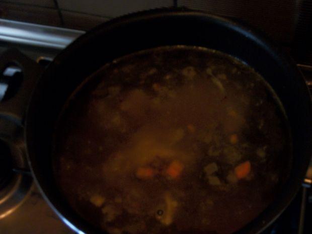 Zupa pomidorowa z ryżem Zub3r'a