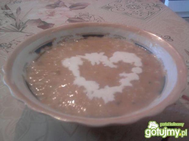 Zupa pomidorowa z  Sercem