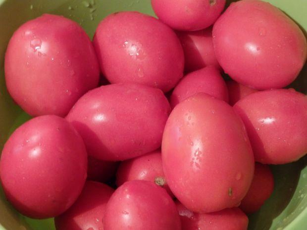 Zupa pomidorowa z serkiem mascarpone